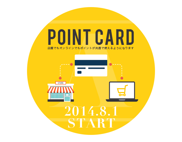 join us to our point-card system!